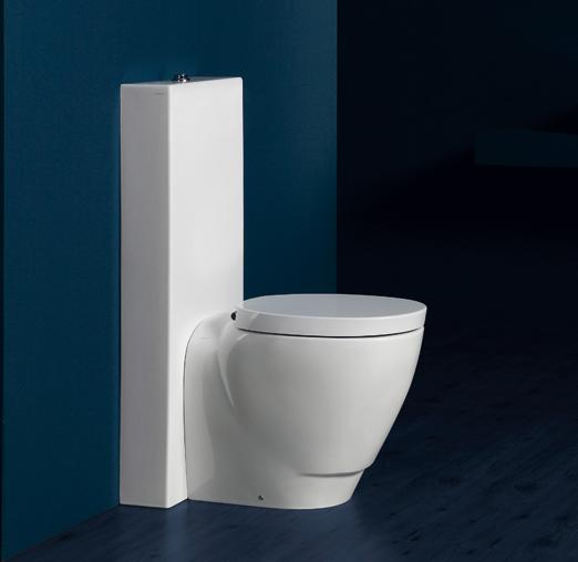 Staand Toilet Bohemien BO 01