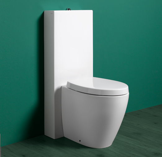 Staand Toilet LFT Spazio LFT 20 Back to Wall